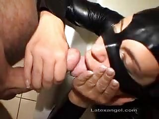 Bizarre latex mother hardcore blowjobs cumshots