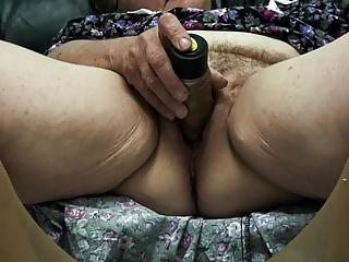 Granny gladness Dildo