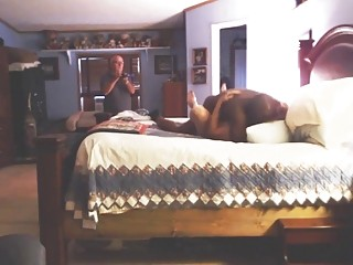Senior cuckold webcam