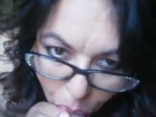 Grotesque adult bbw throating my immutable load of shit pov redress all over