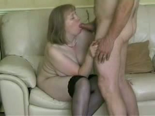 Stolen video from XXX collection of one mature couple
