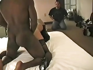 wife fucked by two blacks