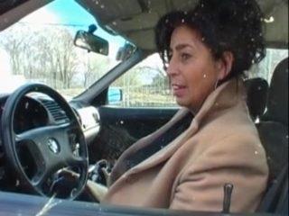 Der geile Autounfall