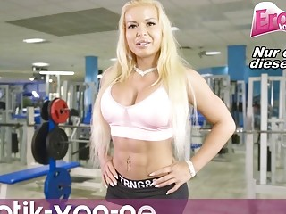 German turkish amateur milf big tits private creampie