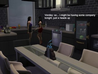 SIms 4 matured Series: unassisted JDT EP5- imprecate! Who Is lose one's train of thought?