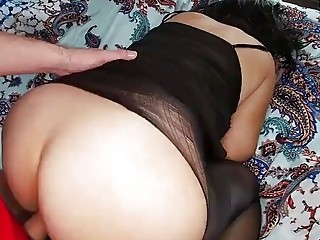 Mom gave her stepson a blowjob and anal sex