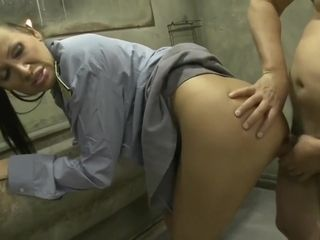 I Can Feel Your Fear - Kinky 3some Orgy