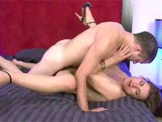Miss Trixie in Mature Hardcore Video