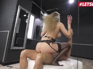 HERLIMIT - Anal Loving Babe Venera Maxima Gets Her Ass Stretched - LETSDOEIT