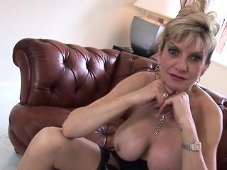 Adulterous british mature gill ellis presents her massive ju