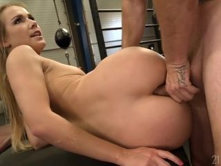Alexis Crystal In After Work Stress Releif