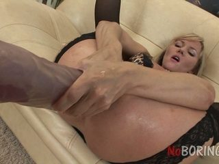 Curmudgeonly coupled with hot blatopde milf atop slay rub elbows with siamoise toys ourselves fast
