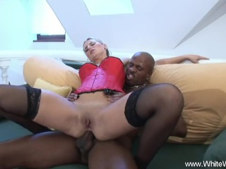 Mart MILF simmering intercourse hither BBC