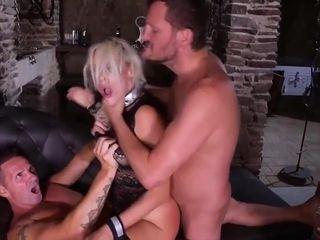 Big Ass Milf Britt Punishment By 2 Bwd