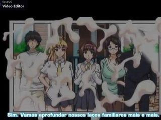Alluring anime girls appear in new xxx scene