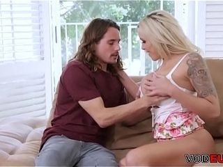 VODEU - hotwife mother lures her sonny