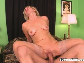 From Poland With Cum - Ellie Anderson and Tony D'Sergio - 50PlusMILFs
