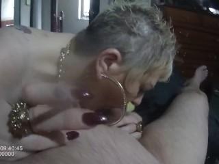 'SLUT WIFE 2 SMOKING BLOWJOB'