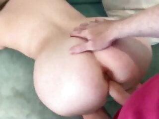 Cumming in stepmom's panties turns her on