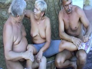 OmaHoteL Hot Grandma Enjoying libidinous ricochet