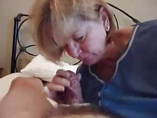 mature blowjob with cumshot