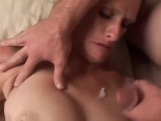 Cum Loving Mature Tj With Saggy Titties