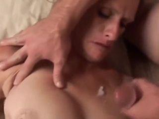 Cum Loving Mature Tj With Saggy Titties