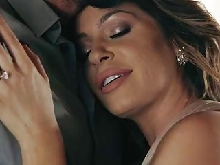Black man fucks premium Latina until she swallows
