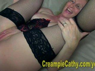 Deanna s grungy Creampie Gangbang