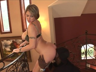 Unfathomable cavity BBC Anal less sweltering MILF