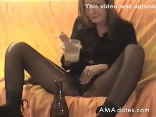 Amateur - Horny Mature Twin Bo