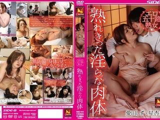 Hoshi Anna, Aita Shizu in Obscene Flesh Ripe Age Fifty Erotic Mature Woman