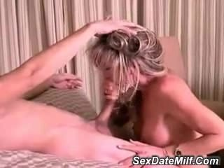 MILF Fucks Young Stud Part 4