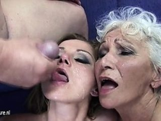 Kathlyn from onmilfcom - Young son fucking a mature slut an