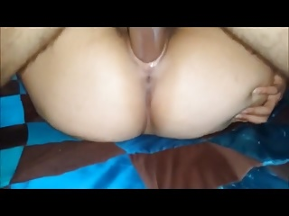Mexican Hubby film wife creampie