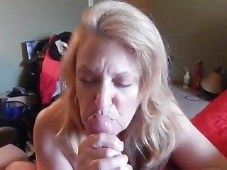 Granny Loves Cum!