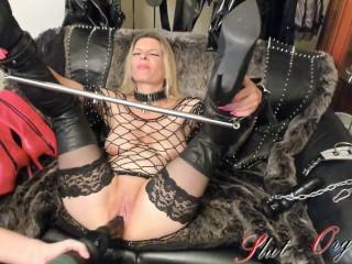 'Slave Slut-Orgasma Celeste Fuck Machine'