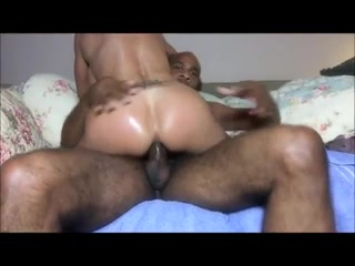 Mature knows how to handle that big black cock