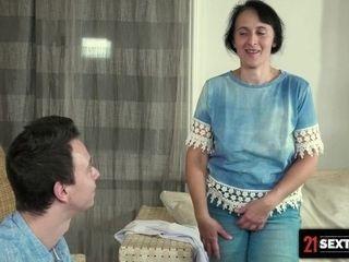 'Big Tit MILF Maid Inspires Crazy Hot Facial!'
