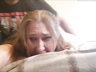 Trinity Takes Rough Painful Anal