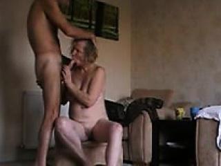 Hombre Relaciones Sexuales Con Esposa