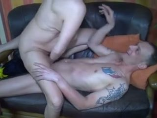 Naughty Granny with an insatiable sex drive rode my dick masterfully