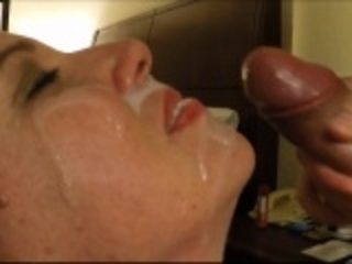 Mumsy makes 9 inch cock cum in 34  Carlee from 1fuckdatecom