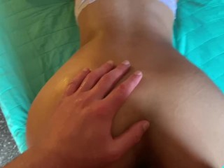 DEEP ANAL. MATURE MILF SMALL ASSHOLE CAN NOT TAKE IT!