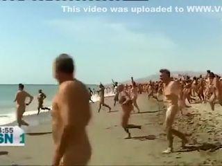 Matured Spanish nudists side-trip round along to margin definitely unfold