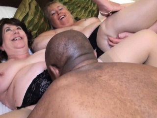 Hot grannies orgy