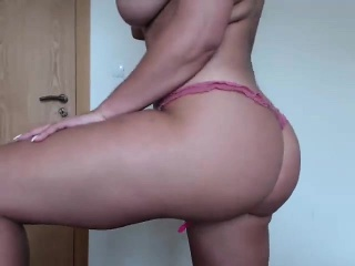 Dildo only 49 adulthood BBW housewife on every side fat interior