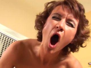 Skinny Mom Rough Fucked