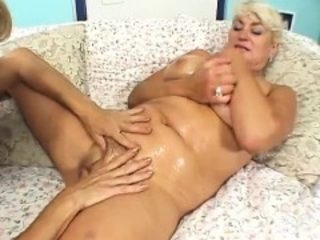 Granny Lesbians placid Having diversion
