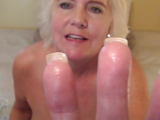Smoking Granny coupled with queasy Pussy act